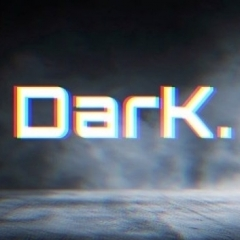 Dark.